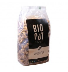Bionut Walnoten 750 gram | € 13.26 | Superfoodstore.nl
