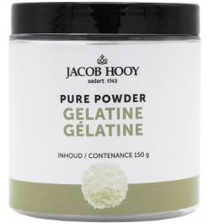 Pure Powder Gelatine 150 gram | € 8.20 | Superfoodstore.nl