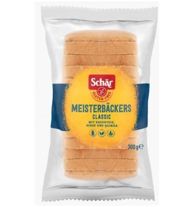Schär Meesterbakker brood classic 300 gram