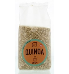 Greenage Quinoa wit 400 gram | € 3.03 | Superfoodstore.nl