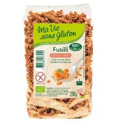 Ma Vie Sans Fusilli van rode linzen 250 gram | € 2.98 | Superfoodstore.nl