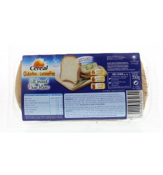 Cereal Brood wit 350 gram | € 3.82 | Superfoodstore.nl