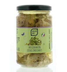 Greenage Artisjokharten 280 gram | € 5.29 | Superfoodstore.nl
