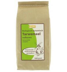 Hermus Tarwemeel volkoren Demeter 1 kg | € 3.20 | Superfoodstore.nl
