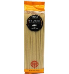 Yakso Rice noodle bruin 220 gram | € 2.84 | Superfoodstore.nl