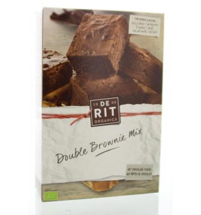 De Rit Brownie mix 400 gram kopen