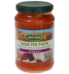 Bioidea Pastasaus napoli 340 gram | € 2.35 | Superfoodstore.nl