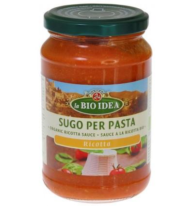 Bioidea Pastasaus ricotta 340 gram kopen