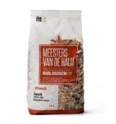 De Halm Muesli spelt 575 gram | € 3.81 | Superfoodstore.nl