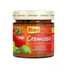 Tartex Cremisso tomaat basilicum 180 gram | € 2.78 | Superfoodstore.nl