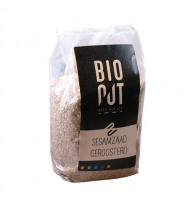 Bionut Sesamzaad geroosterd 475 gram | € 4.32 | Superfoodstore.nl