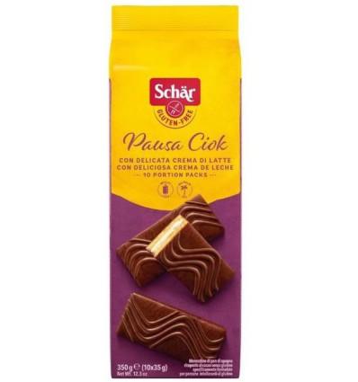 Schär Pausa ciok 350 gram | € 4.88 | Superfoodstore.nl
