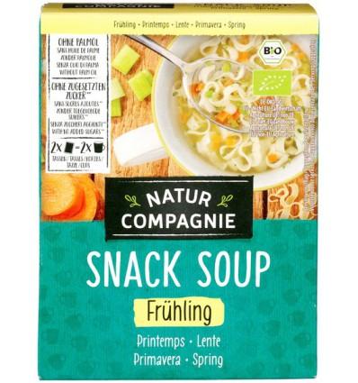 Natur Compagnie 1 Kop soep lente 2 stuks | € 1.39 | Superfoodstore.nl