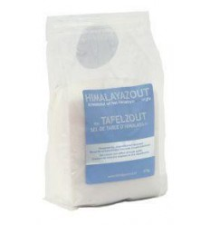 Esspo Himalayazout tafelzout wit fijn 475 gram | € 5.58 | Superfoodstore.nl