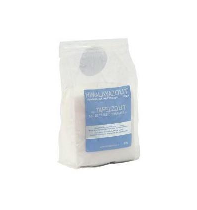 Esspo Himalayazout tafelzout wit fijn 475 gram | € 5.58 | Superfoodstore.nl