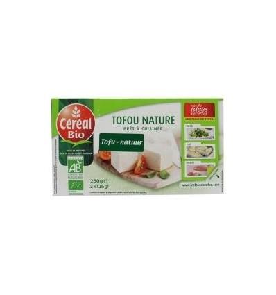 Cereal Tofu natuur 250 gram | € 3.15 | Superfoodstore.nl