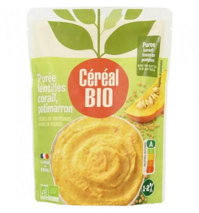Cereal Puree linzen pompoen 250 gram | € 3.47 | Superfoodstore.nl