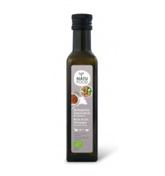 Natufood Lijnzaadolie koud eko 250 ml | € 3.28 | Superfoodstore.nl