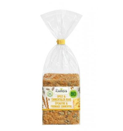 DR Karg Spelt met emmenthaler 200 gram | € 2.78 | Superfoodstore.nl