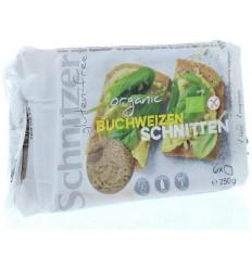 Schnitzer Boekweitbrood glutenvrij 250 gram | € 3.12 | Superfoodstore.nl