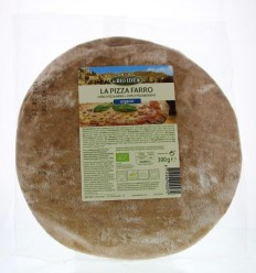 Bioidea Pizzabodems 2 stuks | € 3.90 | Superfoodstore.nl