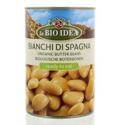 Bioidea Boterbonen Limabonen 400 gram | € 1.07 | Superfoodstore.nl