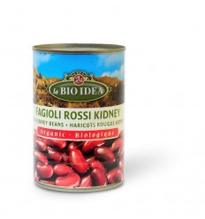 Bioidea Rode kidneybonen 400 gram | € 1.07 | Superfoodstore.nl