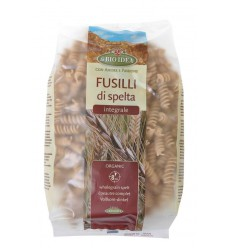 Bioidea Spelt fusilli 500 gram | € 2.90 | Superfoodstore.nl