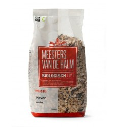 De Halm Havermuesli 750 gram   € 4.05   Superfoodstore.nl