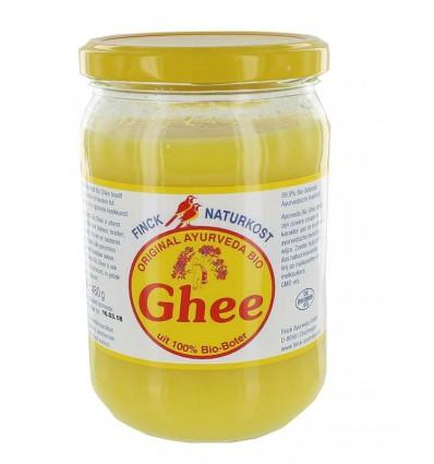 Ghee Geklaarde boter 480 gram | € 12.55 | Superfoodstore.nl