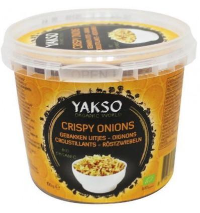Yakso Gebakken uitjes 100 gram