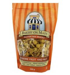 Bakery On Main Muesli extreme fruit & nut 340 gram | € 6.05 | Superfoodstore.nl