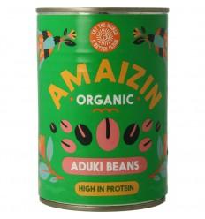 Amaizin Aduki bonen 400 gram | € 1.07 | Superfoodstore.nl