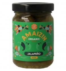 Amaizin Jalapeno peper 156 ml | € 2.19 | Superfoodstore.nl