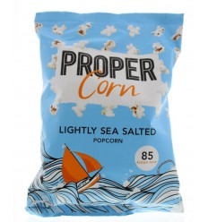 Propercorn Popcorn lightly sea salted 70 gram | € 2.03 | Superfoodstore.nl
