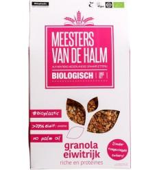 De Halm Granola eiwitrijk 350 gram | € 3.92 | Superfoodstore.nl
