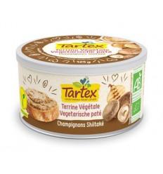 Tartex Pate champignon 125 gram | € 2.75 | Superfoodstore.nl