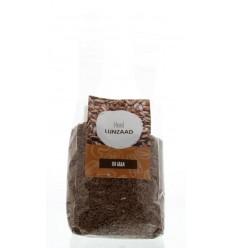 Mijnnatuurwinkel Lijnzaad heel 350 gram | € 1.78 | Superfoodstore.nl