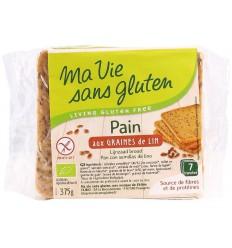 Ma Vie Sans Brood lijnzaad bio - glutenvrij 375 gram | € 3.78 | Superfoodstore.nl