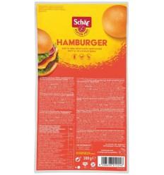 Schär Hamburgerbroodjes 4 stuks   € 3.71   Superfoodstore.nl