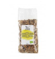 Nice & Nuts Amandelen 1 kg | € 24.70 | Superfoodstore.nl