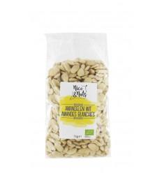 Nice & Nuts Amandelen wit 1 kg | € 26.83 | Superfoodstore.nl