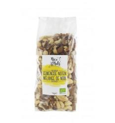 Nice & Nuts Gemengde noten 1 kg | € 22.16 | Superfoodstore.nl