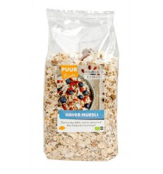 Puur Rineke Haver muesli bio 750 gram   € 6.67   Superfoodstore.nl