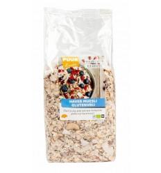 Puur Rineke Haver muesli bio glutenvrij 750 gram   € 7.08   Superfoodstore.nl