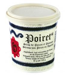 Poiret Appel-perenstroop 450 gram | € 2.66 | Superfoodstore.nl