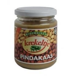 Krekeltje Pindakaas met zout eko 250 gram   € 2.54   Superfoodstore.nl