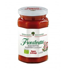 Fiordifrutta Rozenbotteljam 250 gram | € 3.54 | Superfoodstore.nl