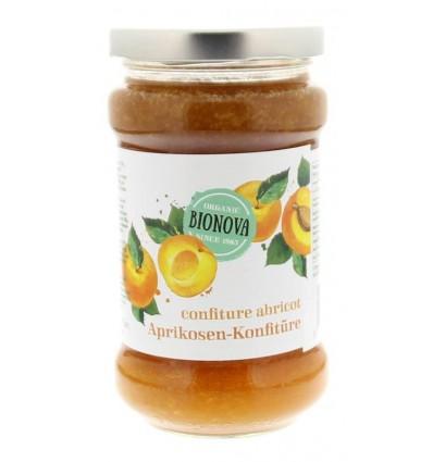 Bionova Abrikozen jam 340 gram | € 2.40 | Superfoodstore.nl