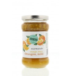 Bionova Sinaasappelmarmelade mild 340 gram | € 2.38 | Superfoodstore.nl